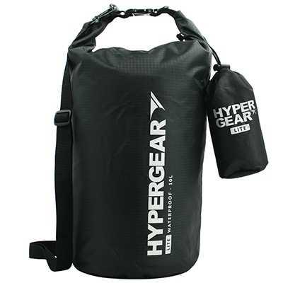 Hypergear Dry Bag Lite 10L black