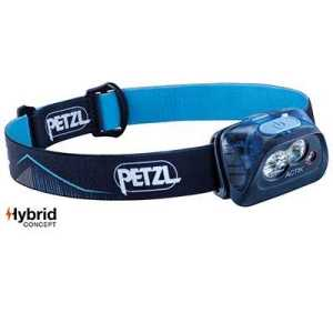 Petzl Actik Headlamp (2019) blue
