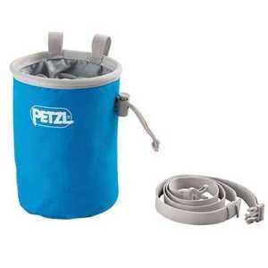 Petzl Bandi Chalk Bag (2018) blue