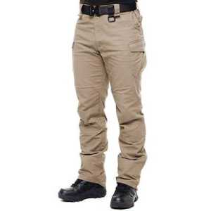 Arxmen IX10 Tactical Pants S khaki