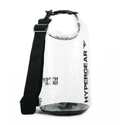 Hypergear Adventure Dry Bag 5L clear type
