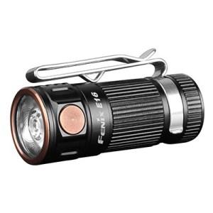 Fenix E16 Flashlight black