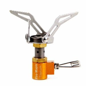 Fire Maple FMS-300T Titanium Mini Stove