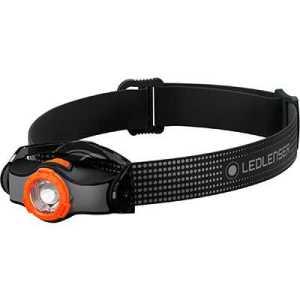 LED Lenser MH3 orange-black-grey