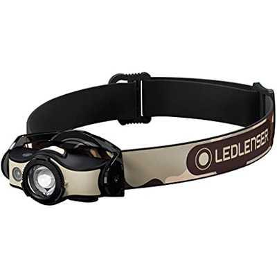 LED Lenser MH4 black-sand