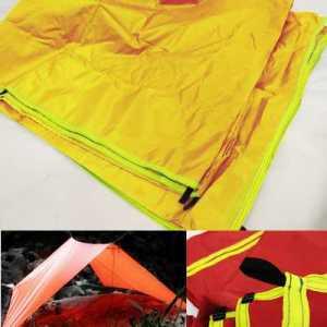 Chanodug ODP 0538 Flysheet 300 x 400 cm yellow