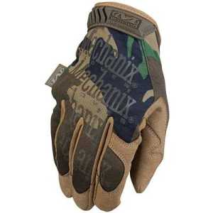 Mechanix Wear Original Gloves S woodland camo