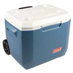 Coleman Cooler 50QT Xtreme Wheeled blue