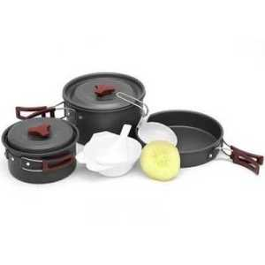 Chanodug ODP 0566 FX-8908 Camping Sets Pot