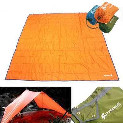 Chanodug ODP 0567 Flysheet 200 x 200 cm orange