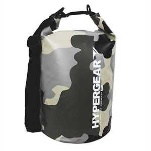 Hypergear Adventure Dry Bag 10L camou grey alpha