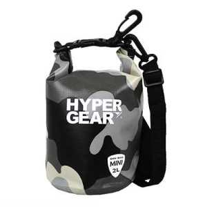 Hypergear Dry Bag Mini 2L camou grey alpha