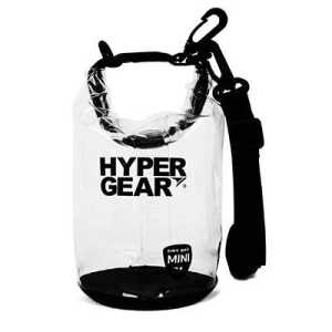 Hypergear Dry Bag Mini 2L clear type
