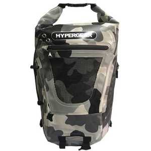 Hypergear Dry Pac Tough 20L camou grey alpha