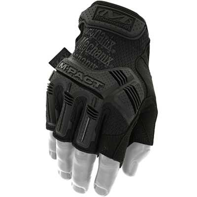 Mechanix Wear M-Pact Fingerless Gloves L covert