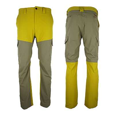 Monmaria Imbak R Pants 28 tan dark yellow