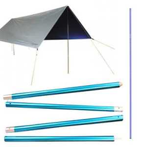 ODP 0581 Heavy Duty Flysheet Pole blue