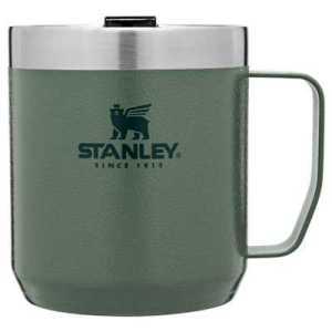 Stanley Classic Vacuum Camp Mug 12oz hammertone green