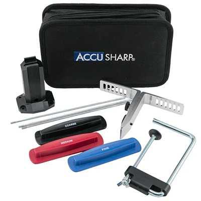 Accusharp 3 Stone Precision Knife Sharpening Kit