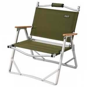 Coleman Compact Folding Chair olive