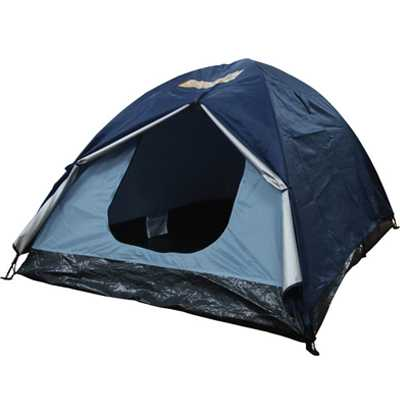 Freelife FRT 209 2 Men Tent Double Layer dark blue