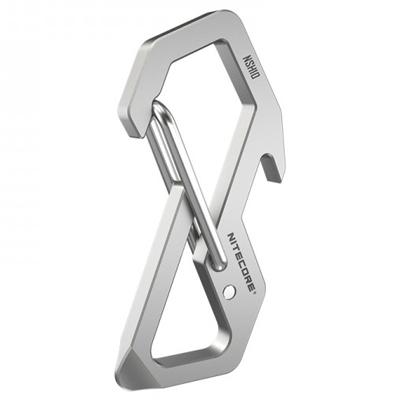 Nitecore NSH10 Multiuse Titanium Snap Hook