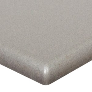 BFM SoHo 32x32 Top / All-Weather Wood Core Composite-Silver Mist