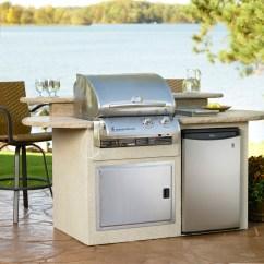 Outdoor Kitchen Cart Cabinet Remodel Islands Pthyd