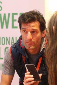 Mark Webber: Ohne Mountainbiken geht es nicht