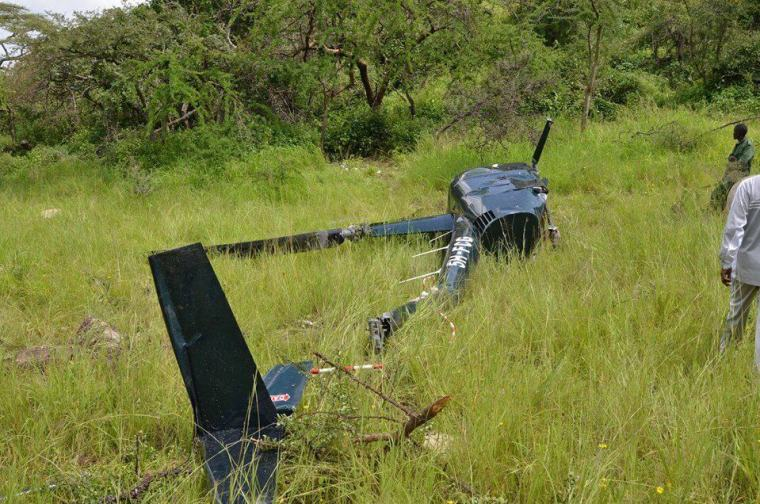 01.02 British pilot killed by poachers #2