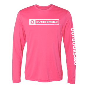 Outdoors 360 Hanes Long Sleeve Sportswear