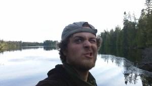 Boundary Waters Selfie