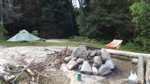 Camp Set Up Two Man Tent
