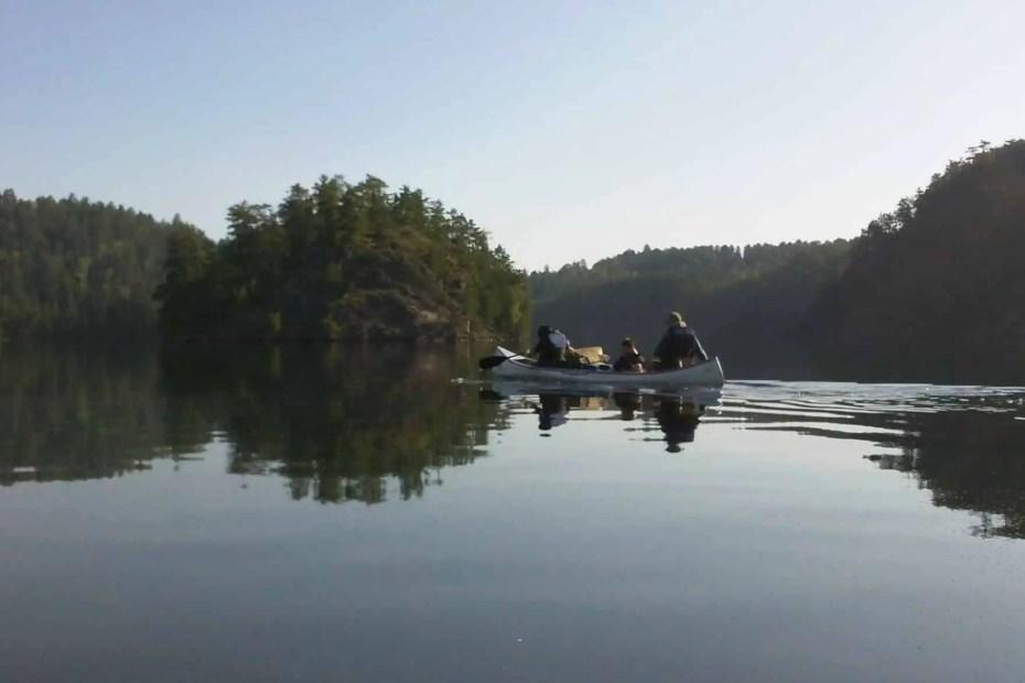 Boundary Waters Canoeing