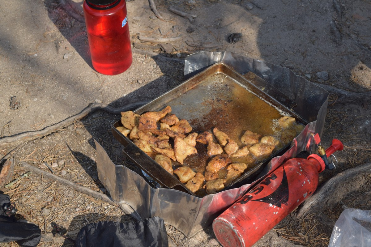 Trail Kitchen Fish Fry