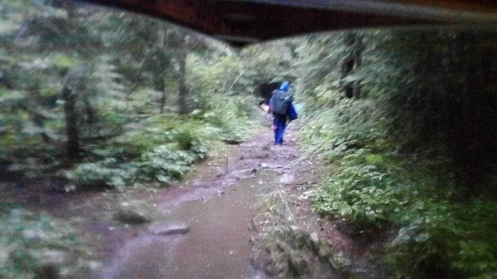 Portage in the Rain - Outdoor Guide