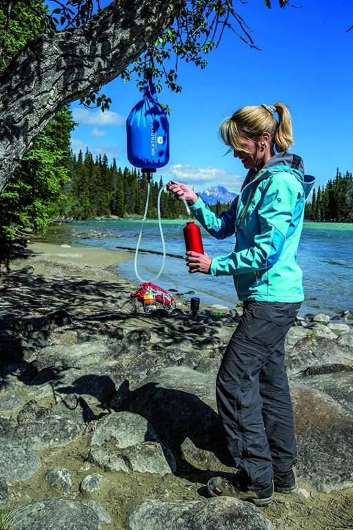 Katadyn Gravity Camp 6L Water Filter