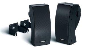 bose 251 black speakers
