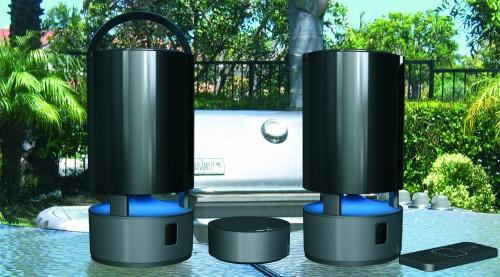 Wolverine Wireless Indoor Outdoor Speakers Review Outdoor Speaker