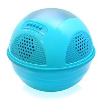 pyle bluetooth waterproof floating pool speaker
