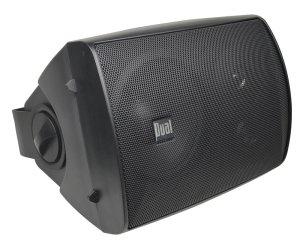 dual outdoor speakers