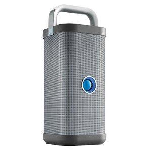 big blue party outdoor speaker