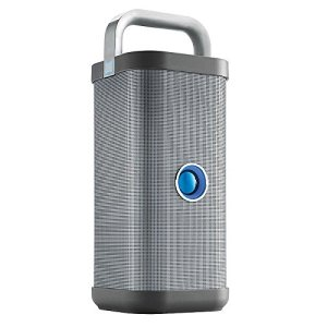 big blue party outdoor speaker
