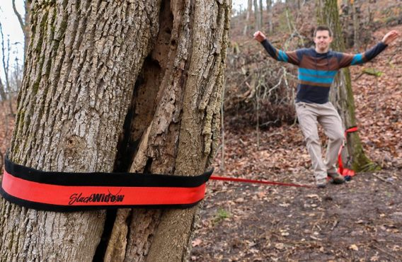 What is slackline