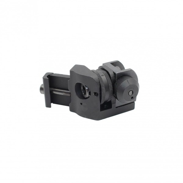 Tactical 45 Degree Offset Iron Sights Back Up Rapid