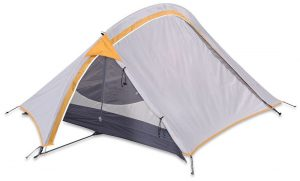 Backpacker hiking tent