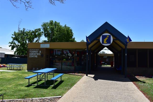 Ralph Davies Tourism Centre
