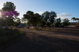 Merna Mora campground