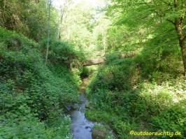 """Und eine """"Naturbrücke"""""""