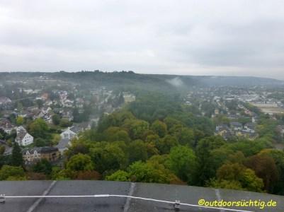 Blick Richtung Venusberg und Kottenforst